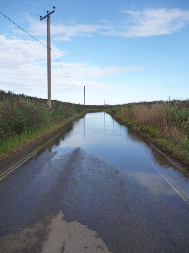 End of the Road - Cley