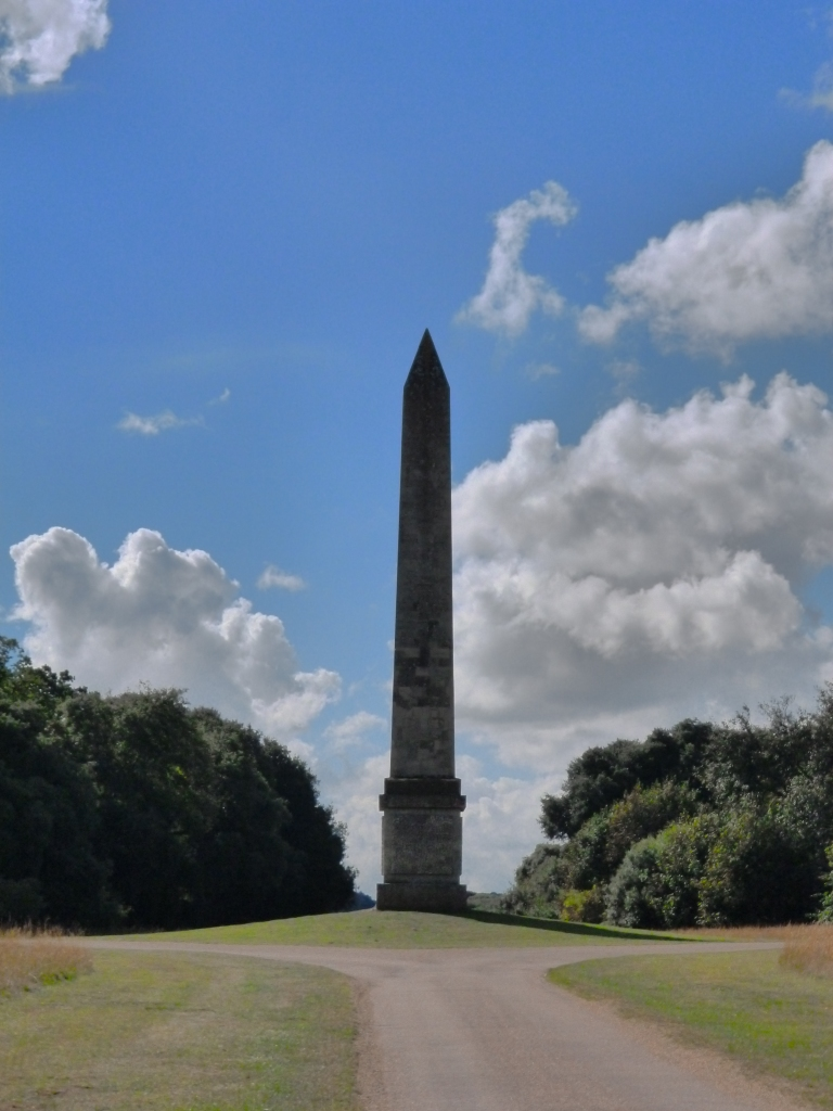 Holkham Hall Obelisk, Norfolk