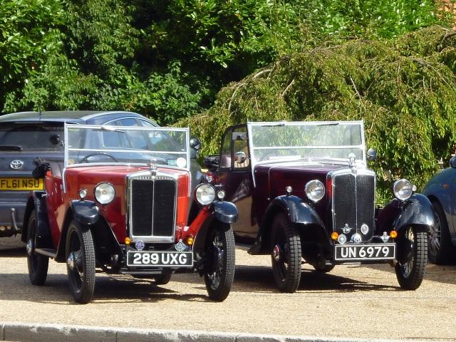 Old Boys, Warham, Norfolk