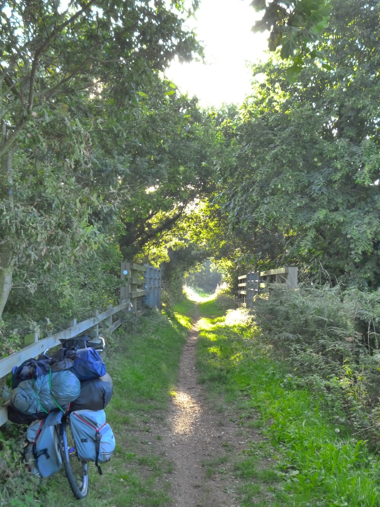 A 26 mile footpath, bridleway and cycle route, which follows the routes of two disused railway lines, and runs between the historic market town of Aylsham and the medieval city of Norwich.
