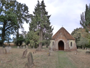 Sotterly Church