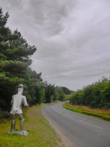 Tin Man - Westleton, Suffolk