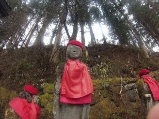 Jizo - Kanmangafuchi Abyss, Nikko