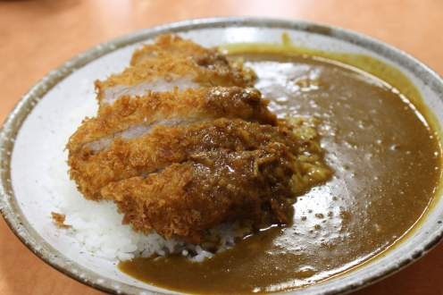 Katsu Curry, the don of Japanese food!