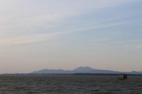 Lake Kasumigaura & Tsukuba-san