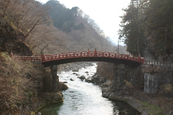 The Sacred Bridge, Nikko