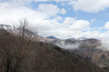 Mt. Nasu, Nasu