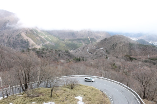 Irohazaka Winding Road, Nikko