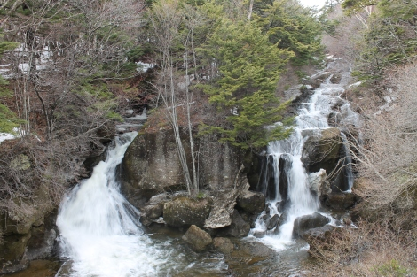 Ryuzu Waterfall, Nikko