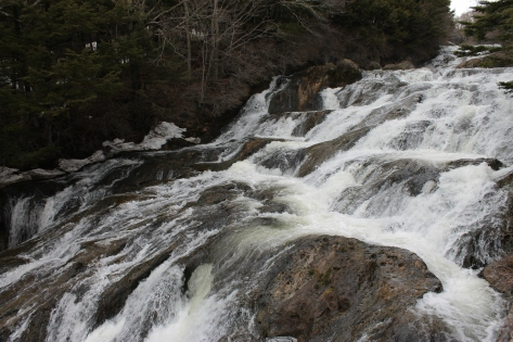 Yudaki Waterfall, Nikko