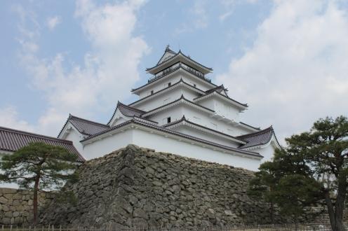 Tsuruga Castle - Aizuwakamatsu