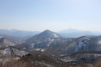 View from Bandai-Azuma Skyline
