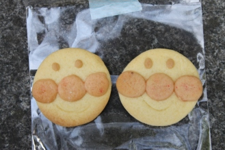 The tastiest Anpanman biscuits in Japan!