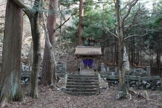 Old Shrine - Kamaishi