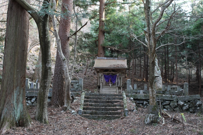 Old Shrine - Kamaishi