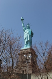 Oirase Statue of Liberty