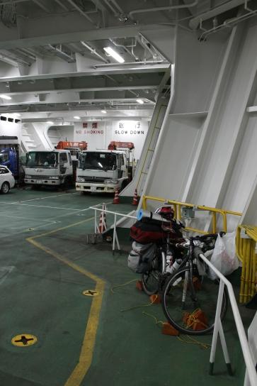 Aomori to Hokkaido Ferry