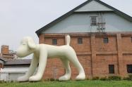 """""""AtoZ Memorial Dog"""" by Yoshitomo Nara - Hirosaki"""