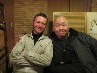 Me & Chuhei the Inner-city Sumo - Kuji