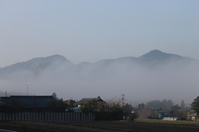 Dawn on the Boso Peninsula