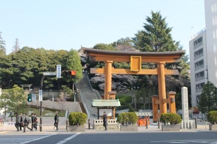 Futaarayama Jinja Shrine, Utsunomiya